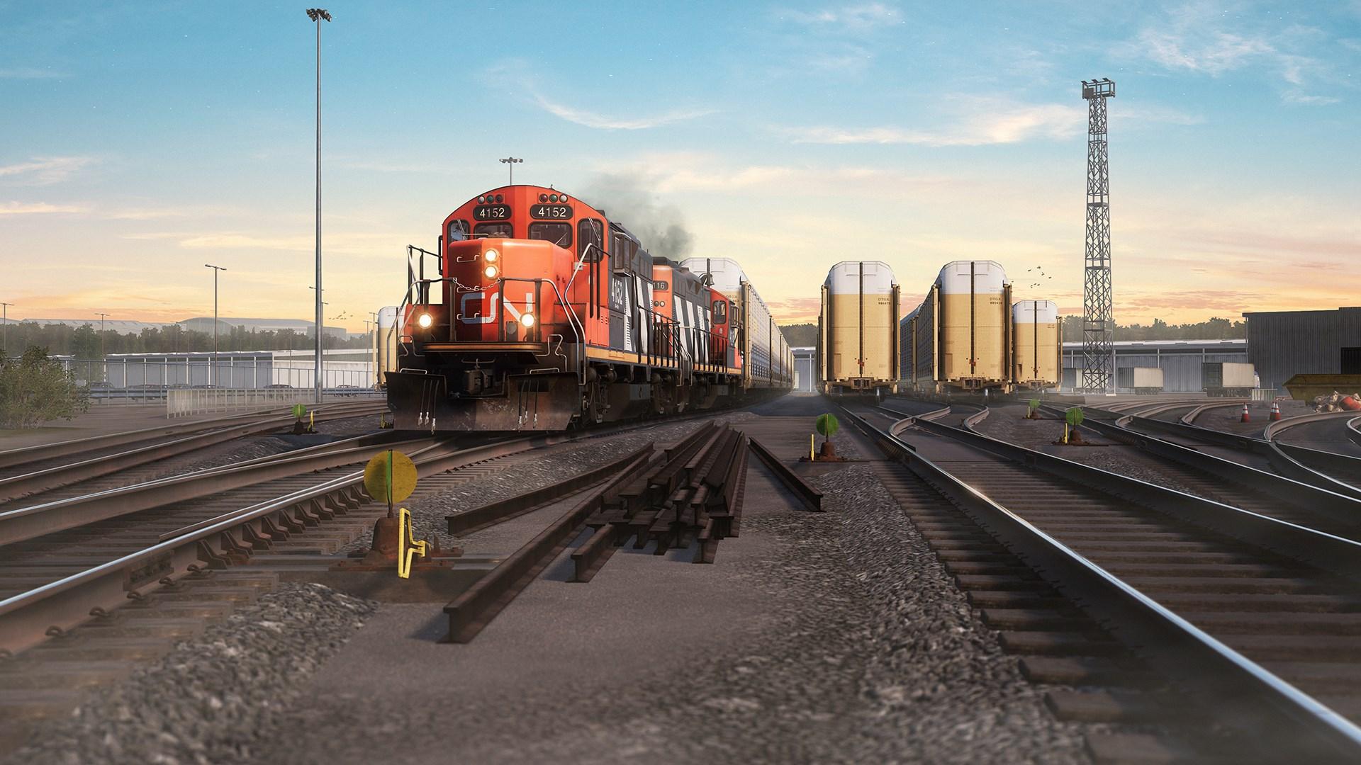 Train Sim World®: Canadian National Oakville Subdivision