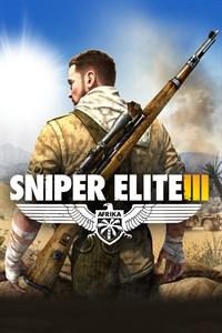 Carátula del juego Sniper Elite 3