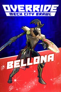 Carátula para el juego Override: Mech City Brawl - Bellona de Xbox 360