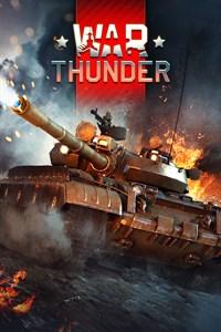 Carátula del juego War Thunder - T-55AM-1 Pack