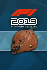 F1® 2019: Helmet 'Halloween Edition'