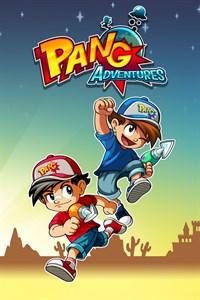 Carátula del juego Pang Adventures
