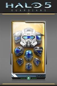 Halo 5: Guardians - Pacote REQ Capacete Clássico