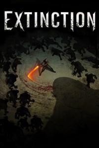 Carátula del juego Extinction: Brightsteel City