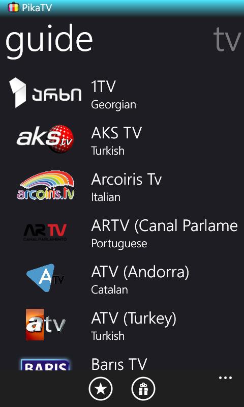 Pika TV