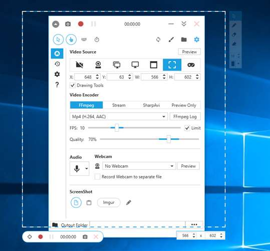 Screen Recorder Pro - Display, Window, Region screenshot 3