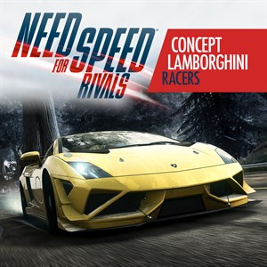 Need for Speed™ Rivals Concept Lamborghini Racers Xbox One