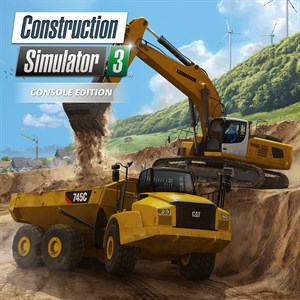 Construction Simulator 3 - Console Edition Xbox One