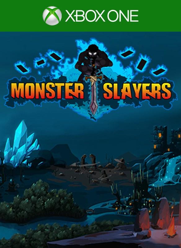 Monster Slayers boxshot