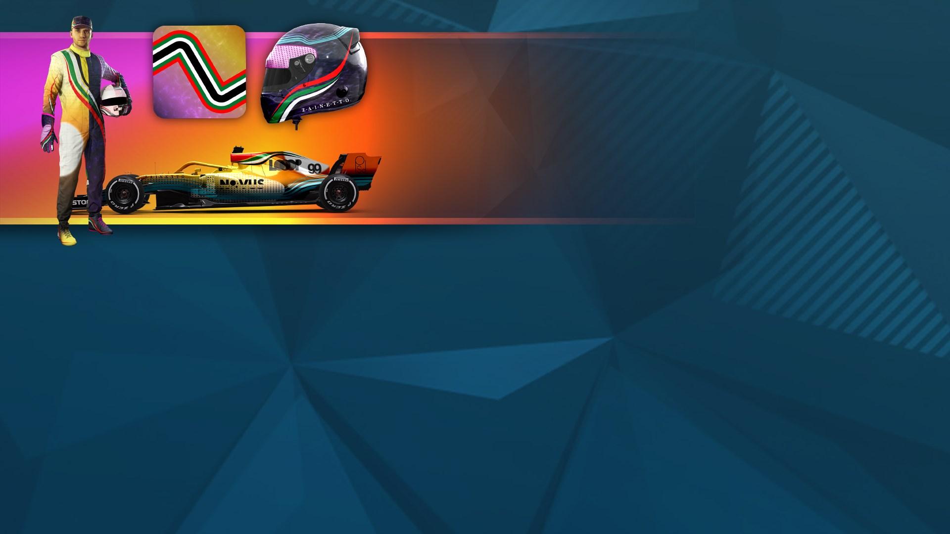 F1 2019 - Abu Dhabi Grand Prix Pack