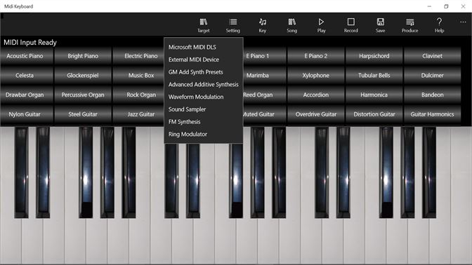 Get MIDI Keyboard - Microsoft Store