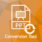 PPT Conversion Tool Logo
