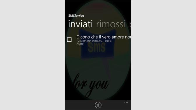 Get SMSforYou - Microsoft Store