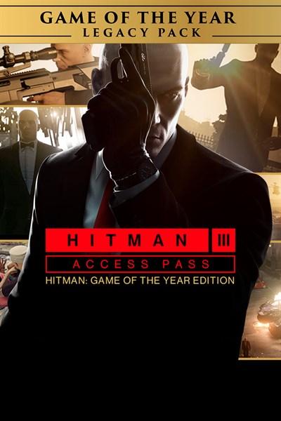 HITMAN 3 Access Pass: HITMAN 1 GOTY Edition