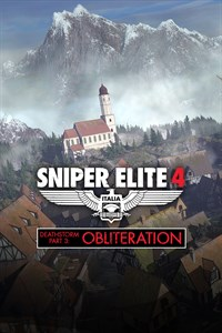 Sniper Elite 4 - Death Storm Part 3: Obliteration