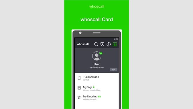 Get Whoscall - Microsoft Store