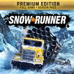 SnowRunner - Premium Edition Logo