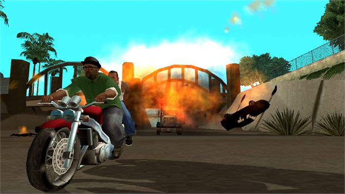 Buy Grand Theft Auto: San Andreas - Microsoft Store