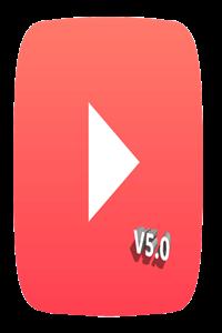 YouTube v5.0