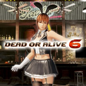 [Revival] DOA6 Sexy Bunny Costume - Kasumi Xbox One