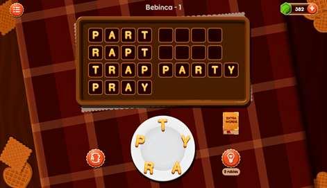 Word Cookies : Word Search Screenshots 1