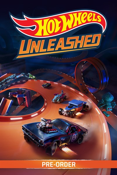 HOT WHEELS UNLEASHED™ - Pre-order
