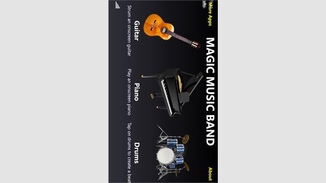 Get Magic Music Band - Microsoft Store