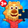 Puzzle Kids - Animals Shapes & Jigsaw Puzzles
