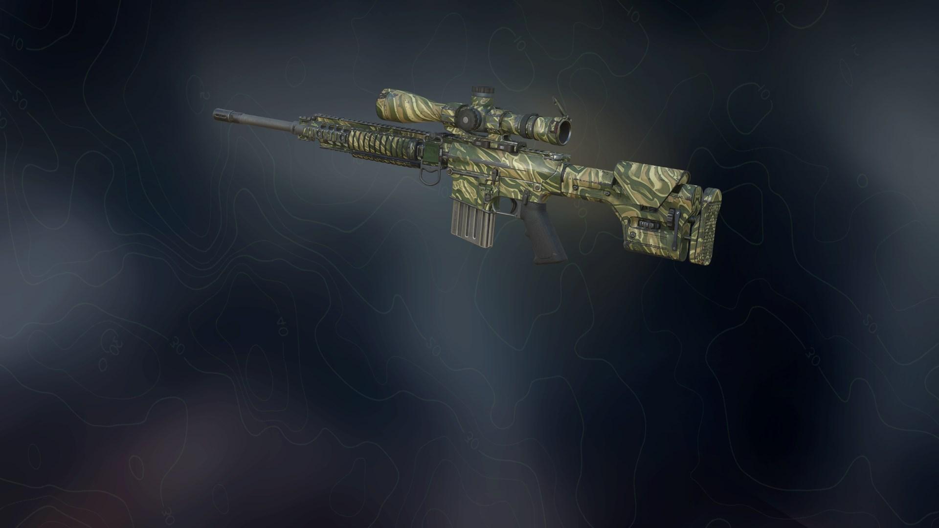 Weapon skin - Grass Wave