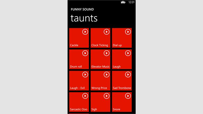 Get Funny Sounds - Microsoft Store