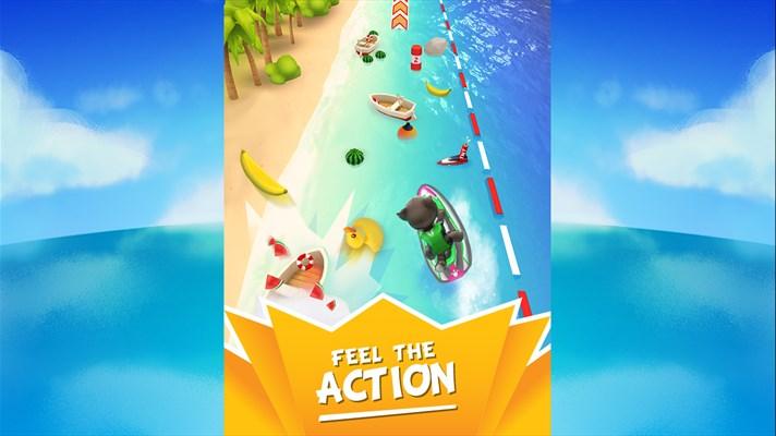 Game Talking Tom Jetski đã có mặt trên Windows Phone Apps.62420.13510798886379733.bf4f054e-0009-4087-a8d5-0866e28a6554