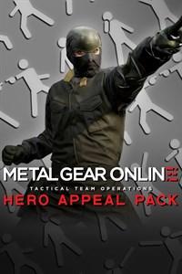 """METAL GEAR ONLINE """"HERO APPEAL PACK"""""""