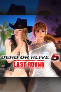 Limited Time Only! DOA5LR Summer Getaway Set