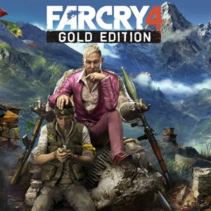 FAR CRY 4 GOLD EDITION Xbox One