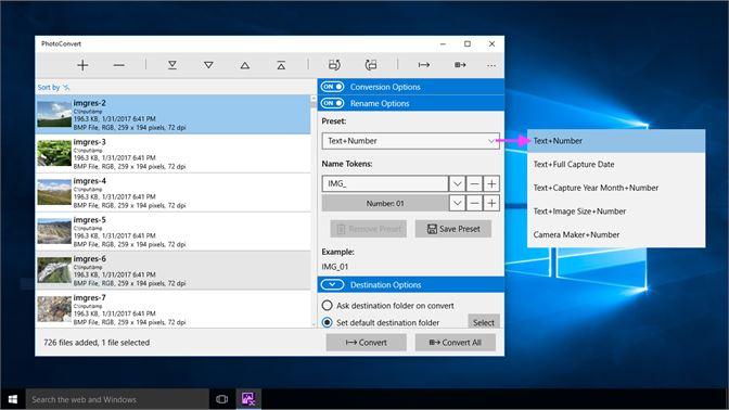 Buy PhotoConvert : The Batch Image Converter - Microsoft Store en-AU