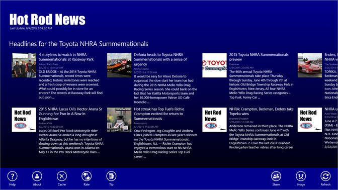 Get Hot Rod News - Microsoft Store en-GB
