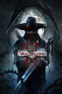 Carátula del juego The Incredible Adventures of Van Helsing II