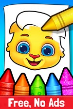 Get Coloring Games: Coloring Book, Painting, Glow Draw ...