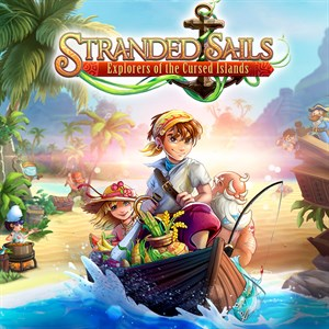 Stranded Sails - Explorers of the Cursed Islands Xbox One