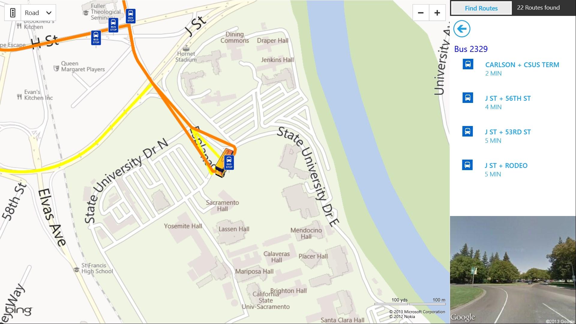 SacRT Tracker for Windows 10