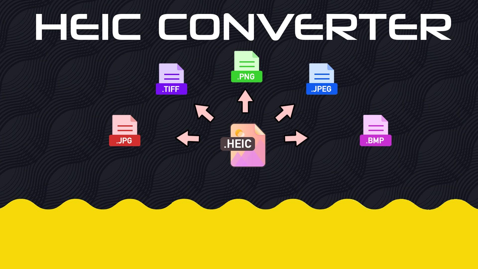 Buy HEIC Image Converter Master Tool - Microsoft Store