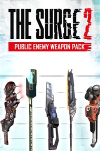 The Surge 2 - Public Enemy Weapon Pack