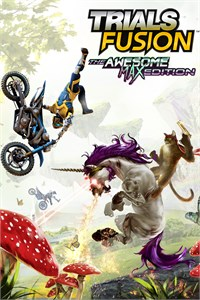 Carátula para el juego Trials Fusion: The Awesome Max Edition de Xbox 360