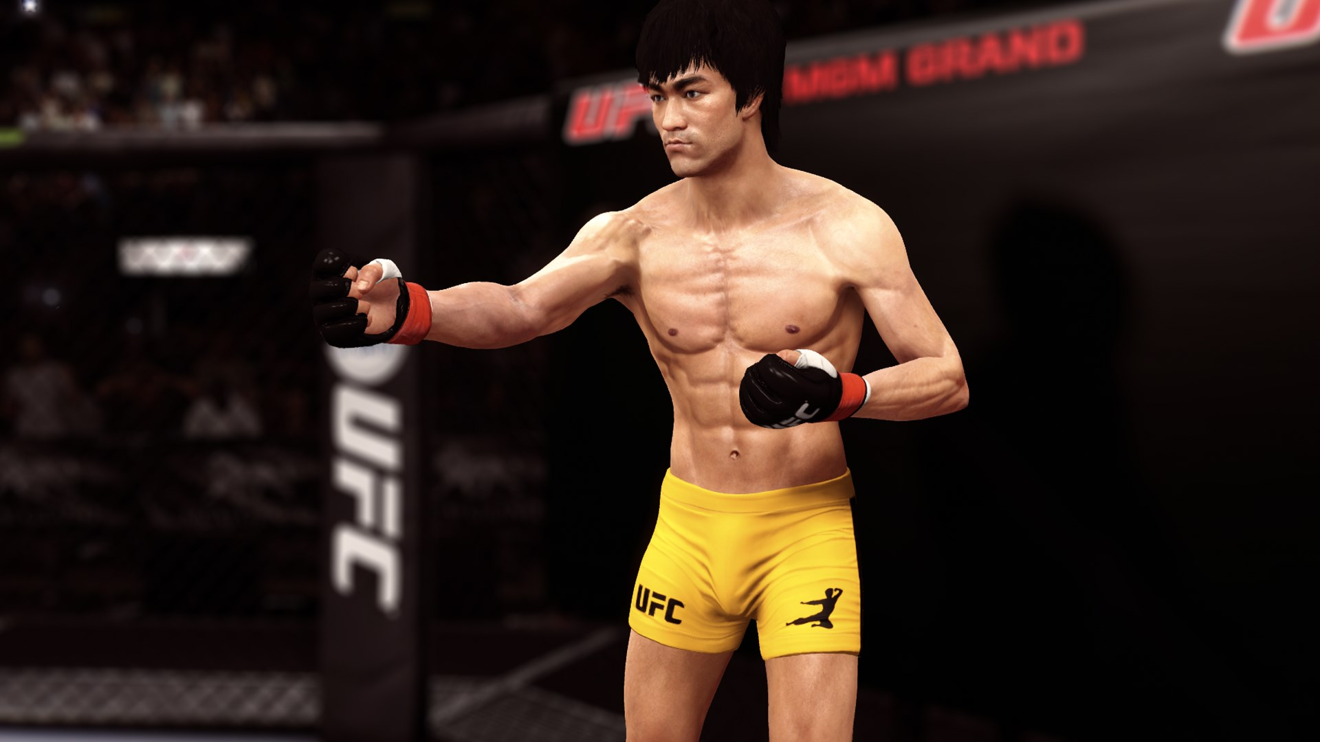 Bruce Lee - Featherweight