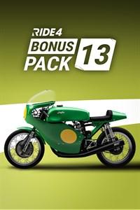 RIDE 4 - Bonus Pack 13