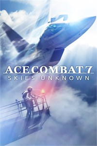 Carátula del juego ACE COMBAT 7: SKIES UNKNOWN
