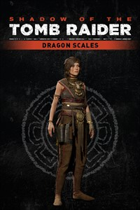 Shadow of the Tomb Raider - Dragon Scales Outfit