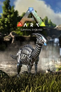 ARK: Survival Evolved Bionic Parasaur Skin