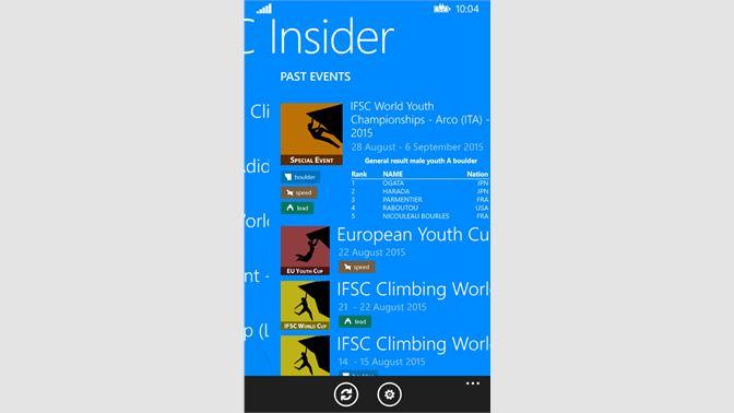Get iFSC Insider - Microsoft Store en-SG