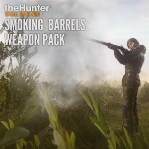 theHunter™ Call of the Wild - Smoking Barrels Weapon Pack Xbox One